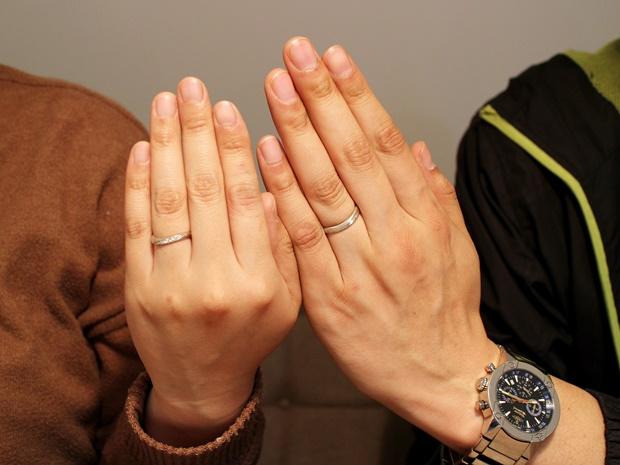 お気に入りの指輪*